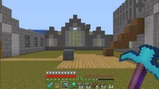 Vi bygger upp den nya kyrkan