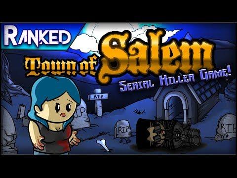 Town of Salem (Serial Killer Game) | STAB ON THE HATERS! (Ranked) w/ MissMedi