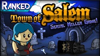 Town of Salem (Serial Killer Game) | STAB ON THE HATERS! (Ranked) w/ MissMedi