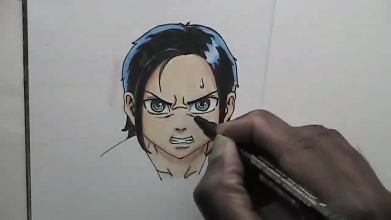 How To Draw Anime Manga Emotions ANGER