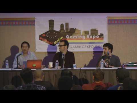 PRGE 2013 - Retrogaming Roadshow - Portland Retro Gaming Expo 1080p