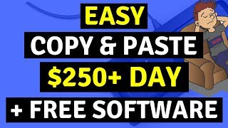 Earn $250+ Per Day With Copy And Paste [Step By Step] 🔥