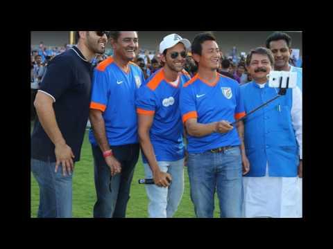 Indian football's MXIM Festival launched at TransStadia, Ahmedabad 2 B4U MEDIA