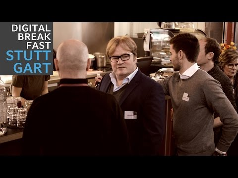 Business Stuttgart: DIGITAL BREAKFAST