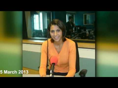 Nabila Ramdani - BBC Radio 4 - Gaza Marathon is cancelled after Hamas ban women running - 05/03/13