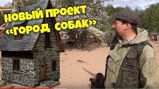 """Новый проект """"ГОРОД СОБАК""""   Приют для животных """"ВЕРНОСТЬ"""" г. Смоленск"""