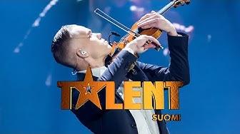 Pekka Niemi ONEVIOLIN, 3. semifinaali | Talent Suomi | MTV3