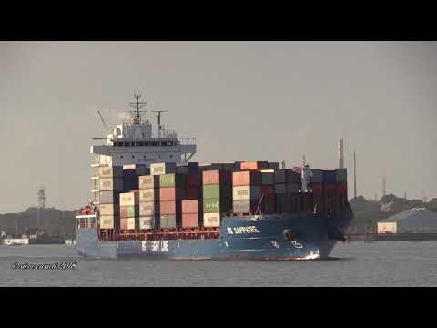BG Freight Line Feeder Container Ships