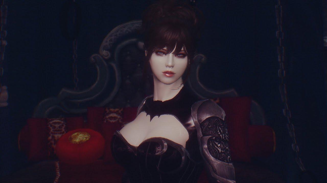 [Skyrim] how to create a custom standalone follower with