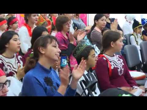 VIII муниципальный фестиваль национальных культур