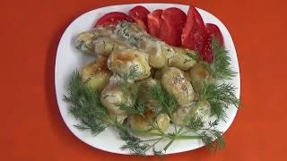 Бомбический рецепт приготовления молодого картофеля