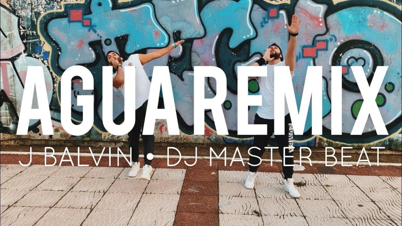 💦 AGUA REMIX 💦 J Balvin & Dj Master Beat | Mauri & Guille | FULL CARDIO | Zumba Fitness