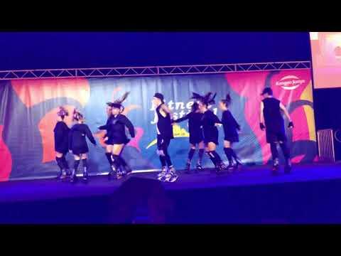 Kangoo Jumps fitness festival Milano 2018