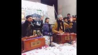 Tajdar e Haram, Afzal Sabri