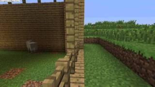 MINECRAFT - Dom i hodowla zwierząt