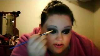 Velvet Sky Inspired Makeup Tutorial