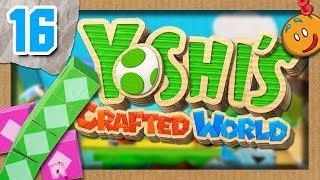 Yoshi's Crafted World Let's Play #16 Des Blocs et des Haches
