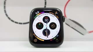 Apple Watch Series 4: Unboxing & Review
