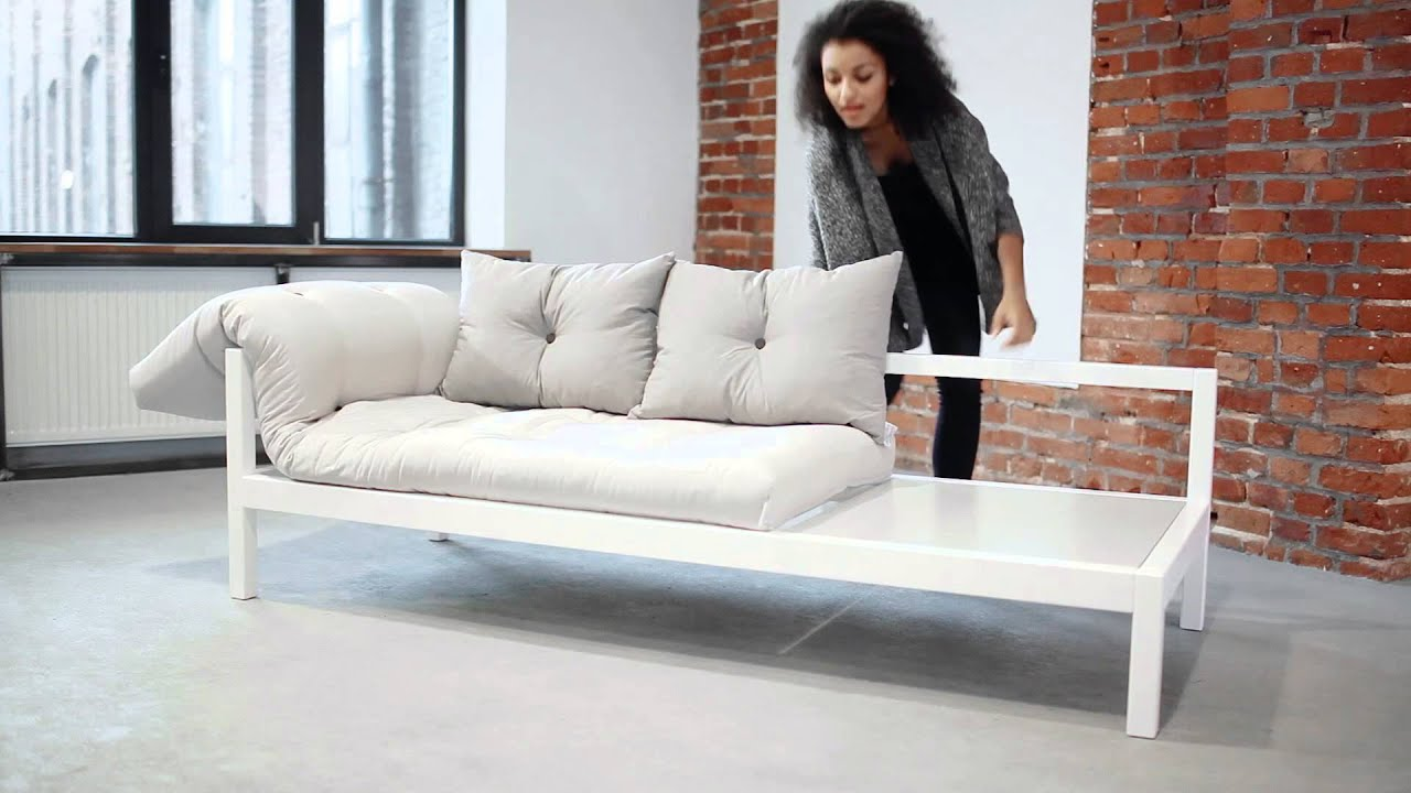 Karup soul sofa bed youtube - What is a sofa bed ...