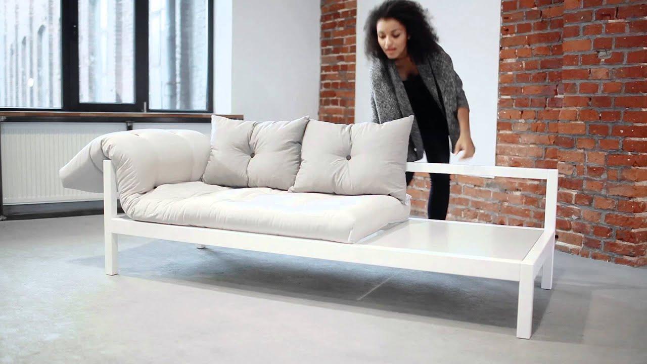 Karup Soul Sofa Bed Youtube