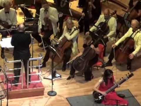 Slumdog Millionaire - Mausam and Escape - Music of A R Rahman by Birmingham Symphony Orchestra