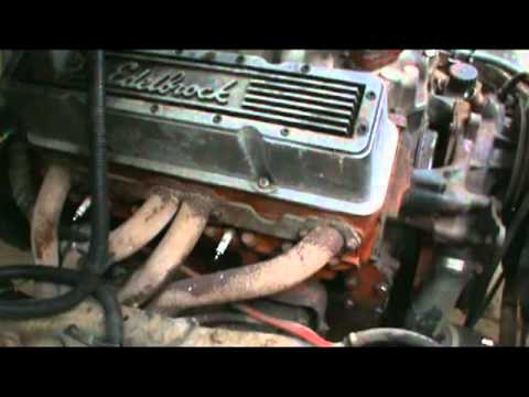 Chevy Small Block 400-head upgrade-part 1