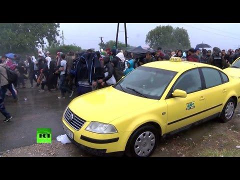 Миграционный бизнес: как работают нелегальные перевозчики беженцев