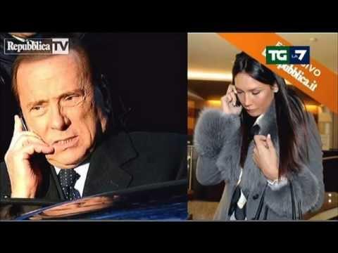 20120424 La7 Le Registrazioni della Minetti con Berlusconi e del Puttanaio Arcore Olgettina.wmv