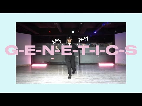 Meghan Trainor - Genetics (feat. The Pussycat Dolls) Dance Video