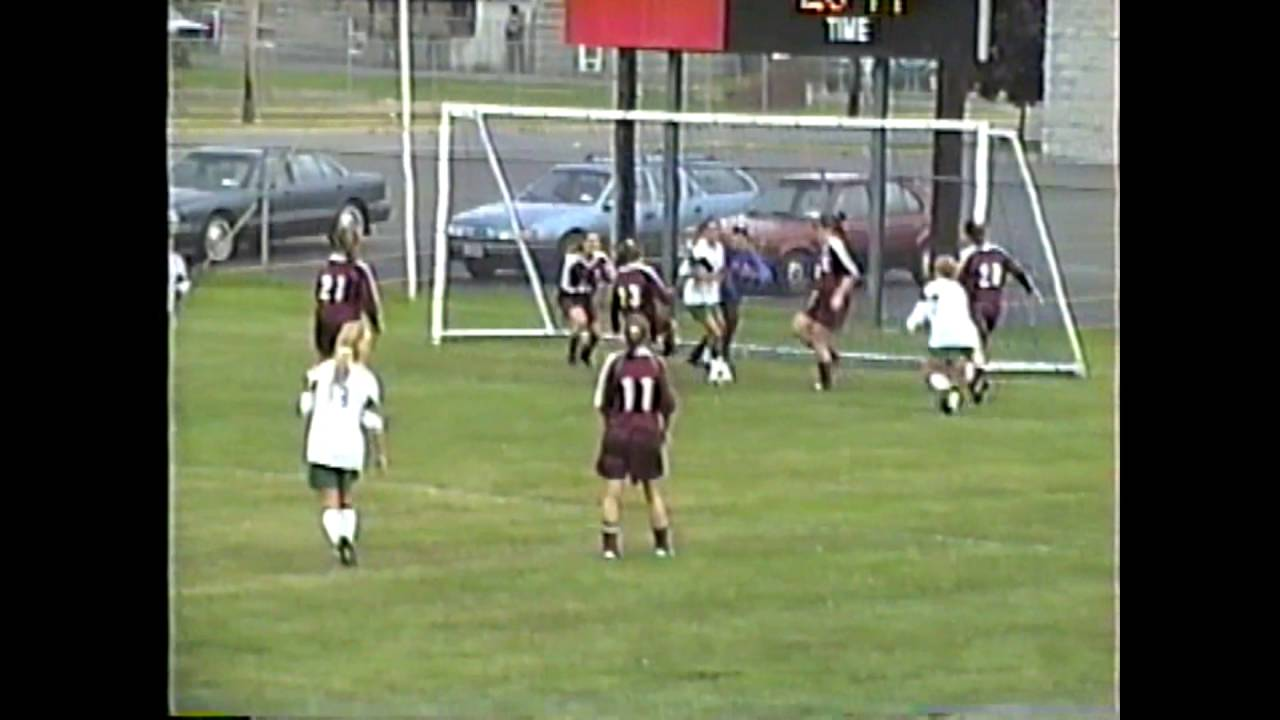 NAC - Chateaugay Girls  8-31-95