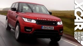 New Range Rover Sport: Close To Perfect? - XCAR