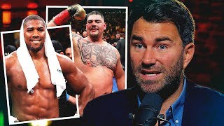 """ANTHONY JOSHUA HAS CHANGED"" - Eddie Hearn On AJ Rematch With Ruiz"