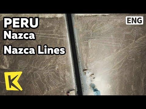 【K】Peru Travel-Nazca[페루 여행-나스카]수수께끼 나스카 라인/UNESCO/Nazca Lines/Plains/Picture/Mystery