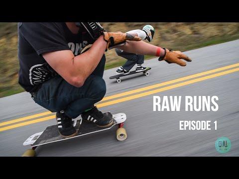 RAW RUNS : EPISODE 1 : Keene Sense of Smell