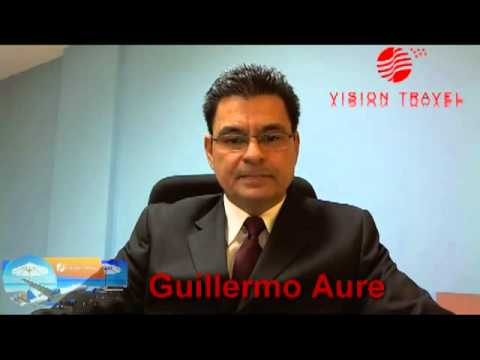 Guillermo Aure  Vision Travel Venezuela Travel Video