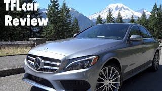 2015 Mercedes-Benz C-Class First Drive Review: The brand new S-class Mini-Me?