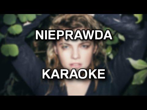 Ania Dąbrowska - Nieprawda [karaoke/instrumental] - Polinstrumentalista