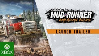 Spintires MudRunner American Wilds Launch Trailer