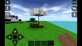 Survivalcraft: How To Make Beach Umbrella And Beach Chairs