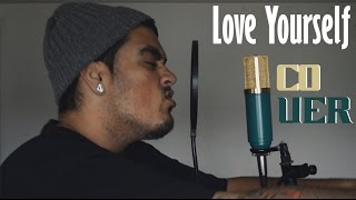 "Rapper/Singer Spanish guy KILLS Justin Bieber ""Love Yourself"" Cover!!"