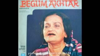 Jawani Ka Nasha 1935: Koyaliya mat kar pukaar karejwa laage kataar [soundtrack] (Begum Akhtar)