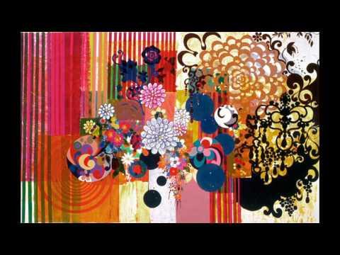 Beatriz Milhazes  比阿特麗斯·米阿澤斯 (1960) Contemporary Brazilian