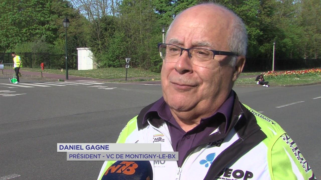 Yvelines | Cyclisme : Un grand prix dans les rues de Montigny-le-Bretonneux
