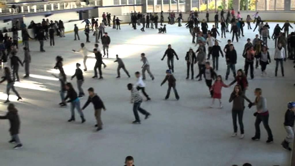 Patinoire orleans s ance publique 01 mpg youtube for Salon n 6 orleans