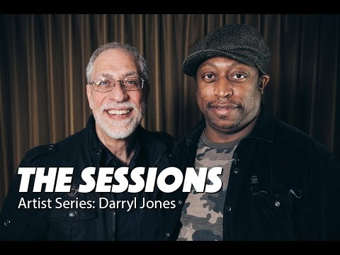 ARTIST SERIES - Darryl Jones by Dom Famularo for The Session