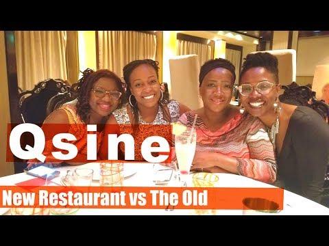 New Qsine vs Old Qsine | Celebrity Cruise Restaurant Experience