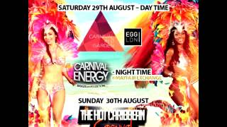 The Hot Caribbean Carnival Mix 2015  Dancehall Soca
