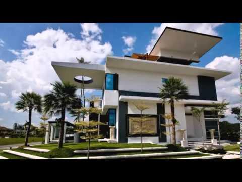 Desain Rumah A Malaysia Minimalis Modern