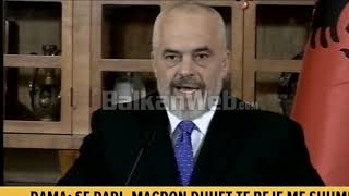 """""""A u sakrifikua Maqedonia e Veriut për mos të ndarë shqiptarët?"""", ja si përgjigjet Rama"""