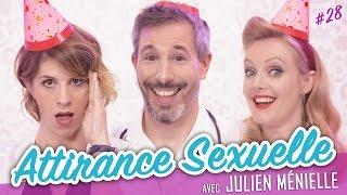 Attirance Sexuelle (feat. JULIEN MENIELLE - DANS TON CORPS) - Parlons peu, Parlons Cul
